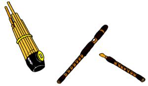 雅楽の楽器